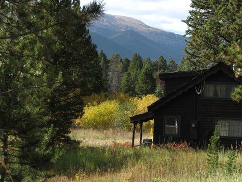 Cabin, Sept. 28 08 038