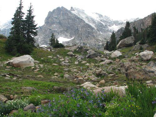 8-15-11 Wild Basin Isabelle Lake 063